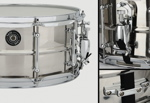 <b>Taye Stainless Steel Snare Drum</b>