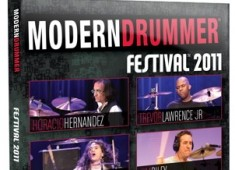 Modern Drummer 20th Festival took place at Montclair State University in Montclair, New Jersey, and the Hudson Music team was on hand once again to capture all the action.