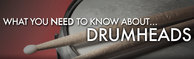 What you need to know about...drumhead