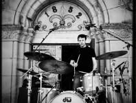 <b>Studio Drummer Blair Sinta</b>
