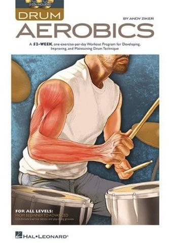 Drum Aerobics Book Cover