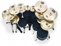 TRX ICON Series Cymbals