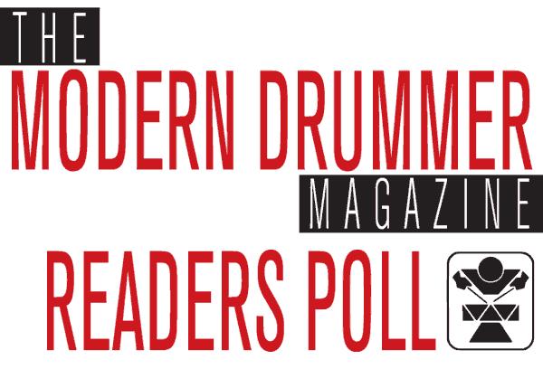 Modern Drummer Readers Poll
