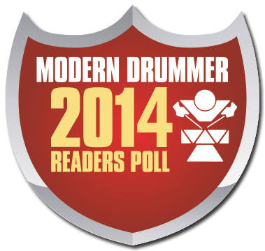 Vote in the Modern Drummer Readers Poll 2014
