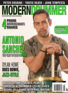 Antonio Sanchez Drummer | Modern Drummer Archive