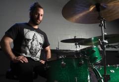 Drummer Dave Elitch