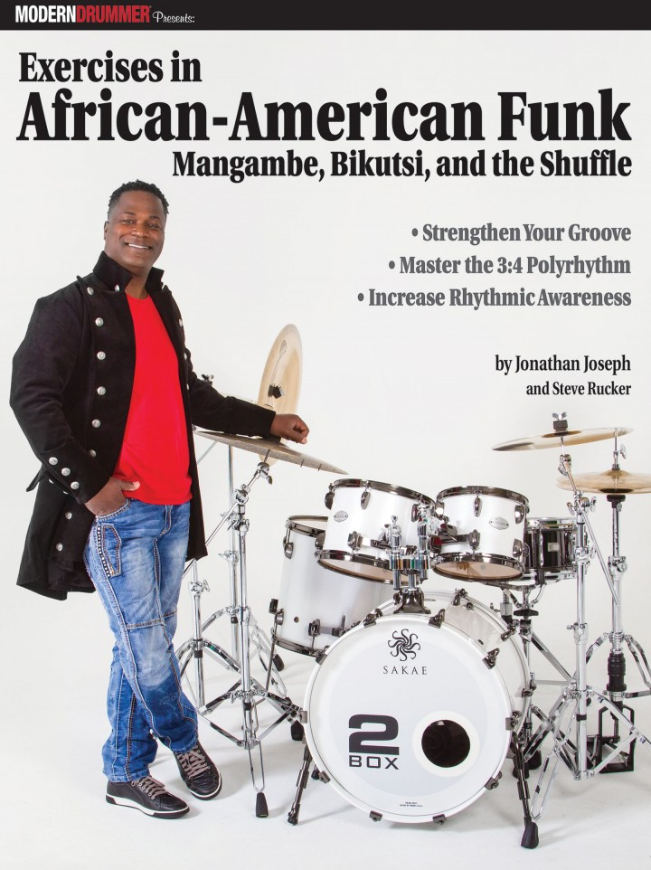 Modern Drummer Presents: Exercises in African-American Funk