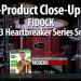 Fidock 6x13 Heartbreaker Series Snare