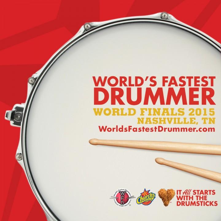 World's Fastest Drummer Contest