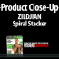 VIDEO DEMO! Zildjian FX Series Spiral Stacker