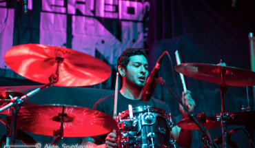 Robert Garza of Shattered Sun