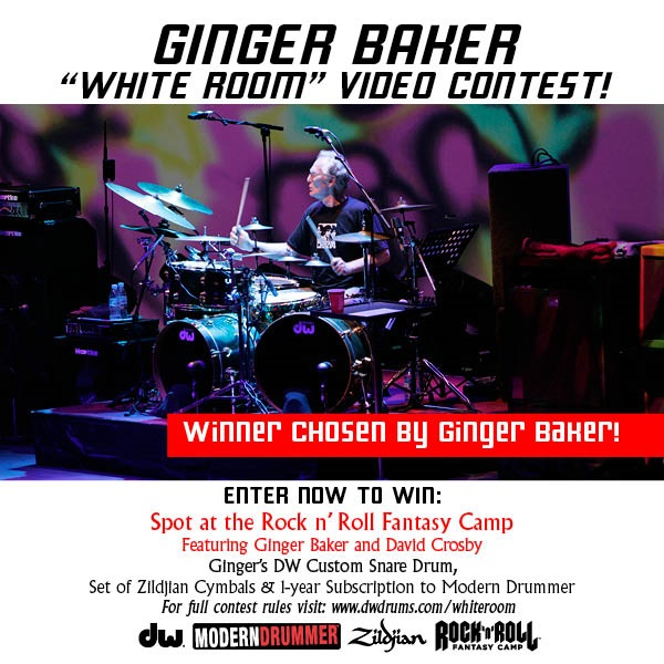 Ginger Baker White Room