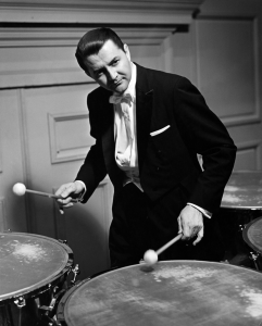 Firth performing with the Boston Symphony Orchestra in the 1960s