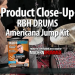 VIDEO DEMO: RBH Drums Americana Jump Kit