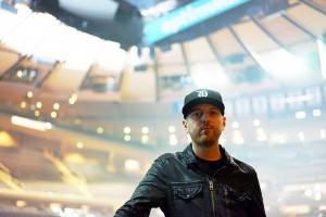Phantogram drummer Chris Carhart