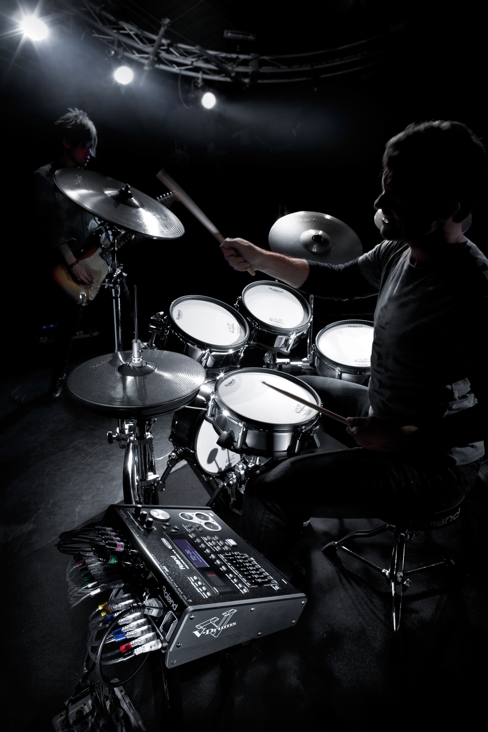 Roland Sponsors Guitar Center's 27th Annual Drum-Off Search for the Nation's Best Drummers