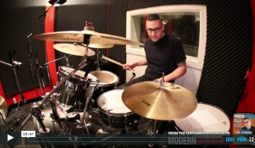 Video: Watch Gil Sharone Demonstrate Marilyn Manson and Team Sleep Drum Parts