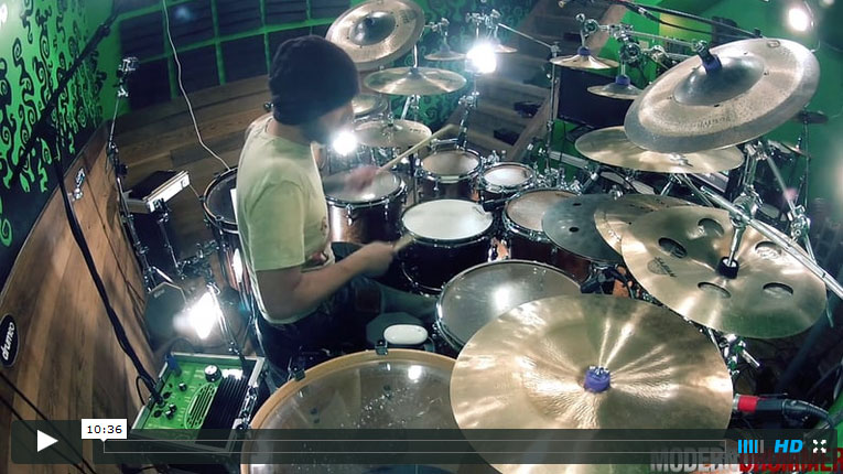 Video Lesson! Progressive Drumming Essentials, Part 4: How to Feel Odd Subdivisions