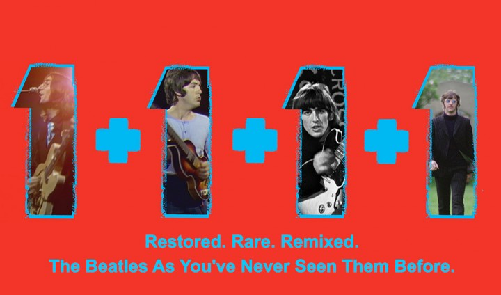 The Beatles Hits Come Together for the First Time