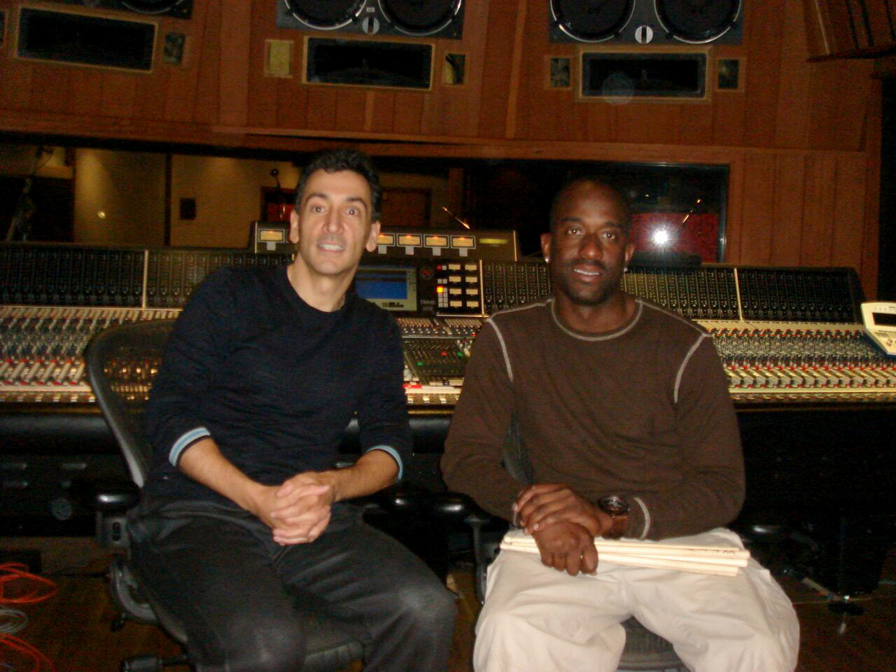 David Frangioni and Brian Frasier-Moore