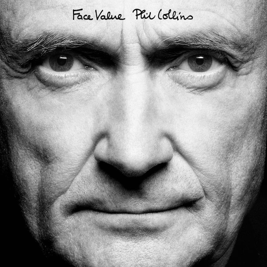 Phil Collins Reissue