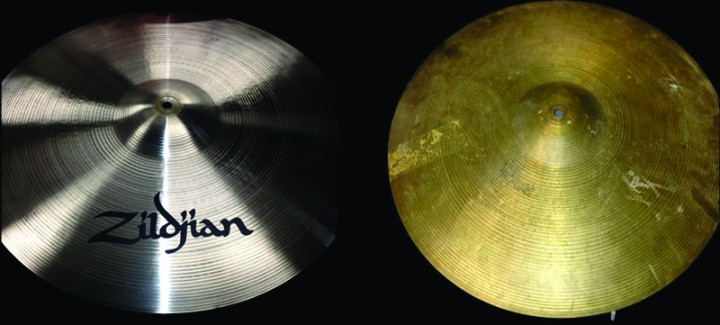 Los Angeles Drum Services Custom Cymbal Ink and Restorations