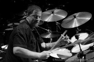Russ Miller Drummer | Modern Drummer Archive