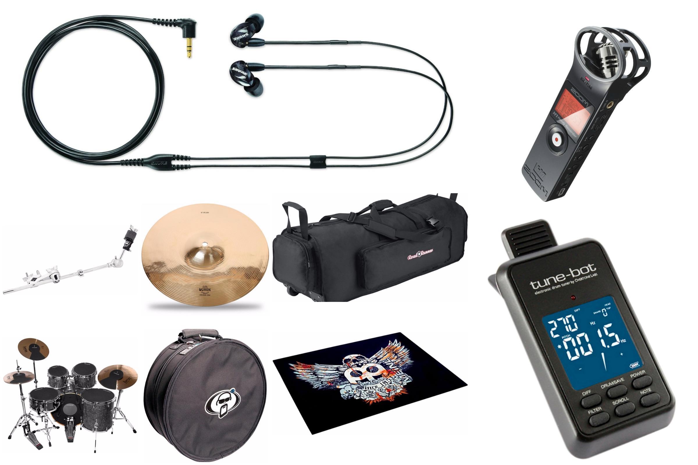 Ten Great Drum Accessories for Under $100 | Modern Drummer Magazine