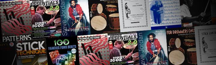Modern Drummer Education Team Weighs In On: Favorite Drum Books