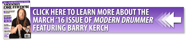 Learn about the March 16 issue featuring Barry Kerch