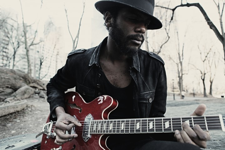 Gary Clark Jr. By Frank Maddocks