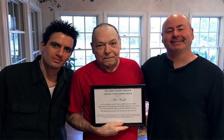 Art Verdi Receives Lifetime Achievement Award