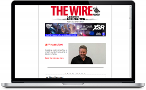 The Wire from Modern Drummer