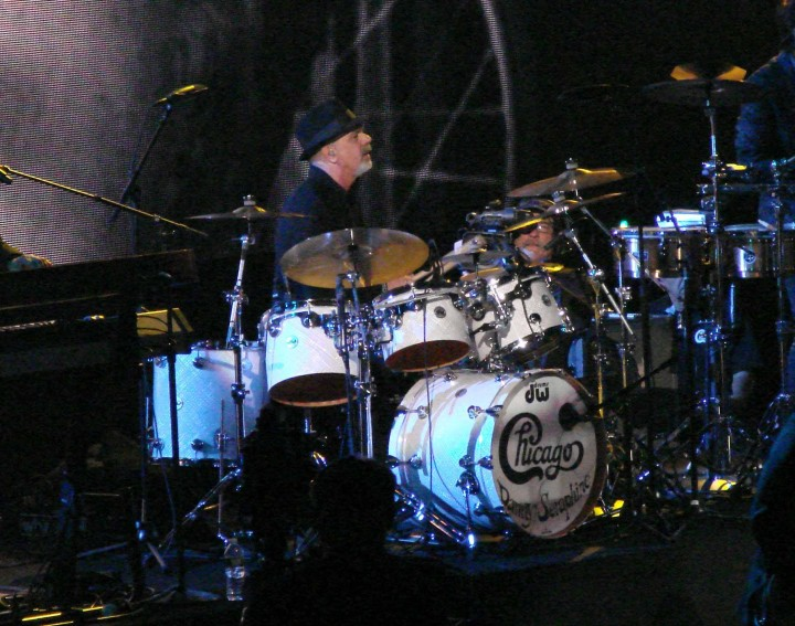 Danny Seraphine Rock n Roll HOF Induction