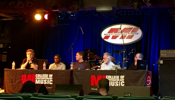 Sabian Education Network Hosts Los Angeles Event at Musicians Institute