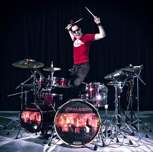 Charlie Z Drumageddon