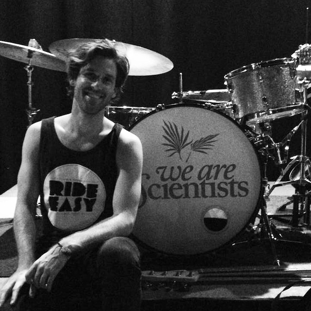 Keith Carne We Are Scientists
