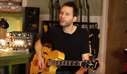 Guitarist Paul Gilbert on Mike Portnoy