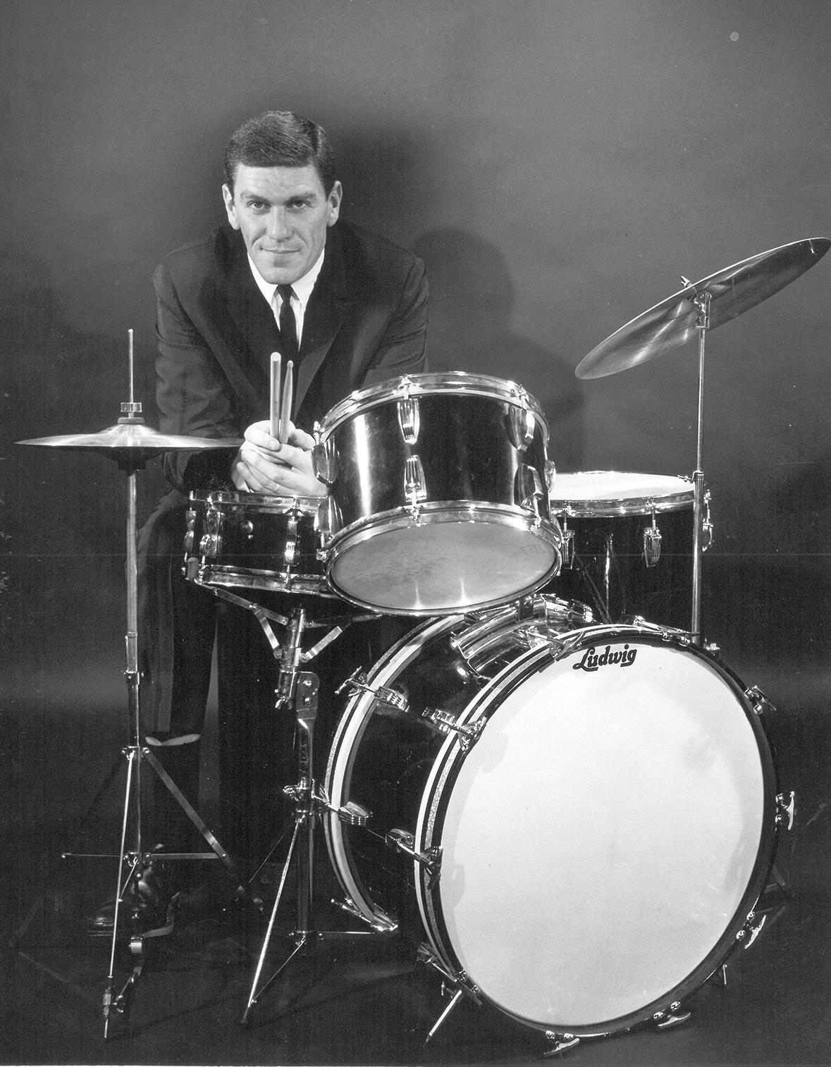 Stan Levey Bebop Pioneer Stan Levey Modern Drummer Magazine