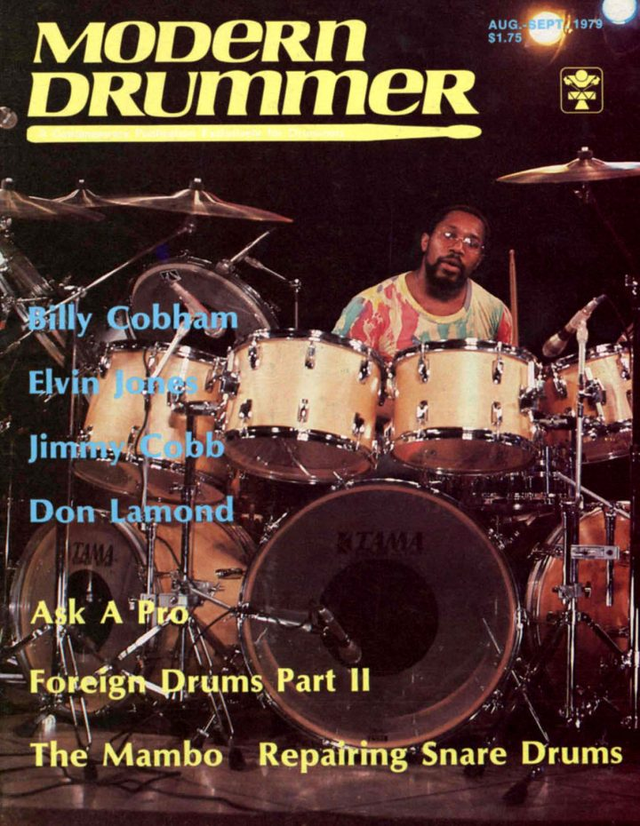Modern Drummer Magazine: Going Out of Business? Md12-cov-720x930