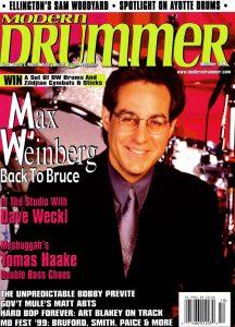 Max Weinberg Drummer | Modern Drummer Archive