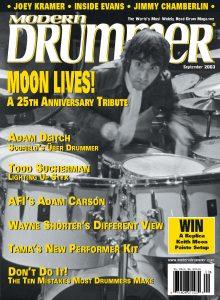 Keith Moon Drummer | Modern Drummer Archive