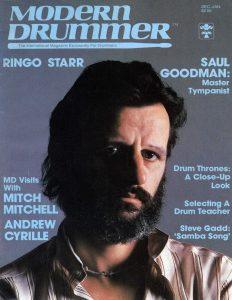Ringo Starr Drummer | Modern Drummer Archive