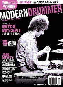 Mitch Mitchell Drummer | Modern Drummer Archive