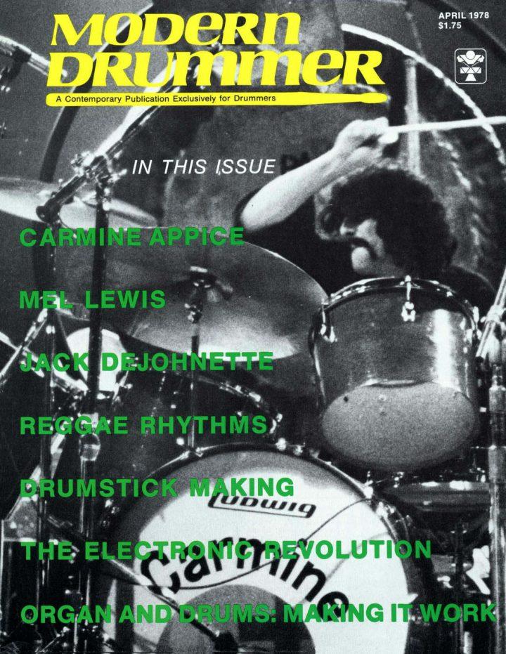 Carmine Appice: Leadin\' The Way - Modern Drummer Magazine