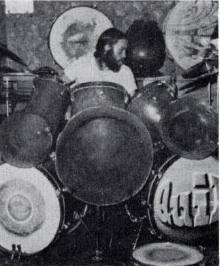 North Drums Roger North