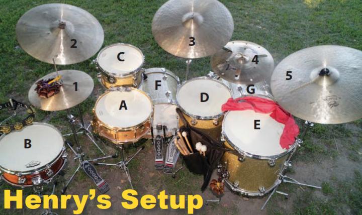 Henry Cole Setup