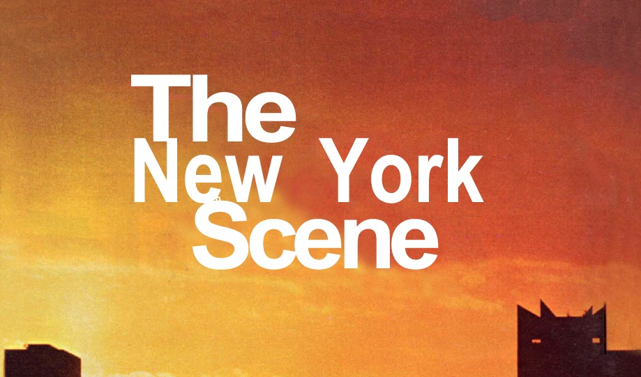 The New York Scene