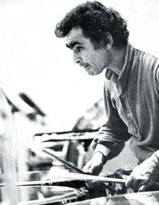 Fred Begun Drummer   Modern Drummer Archive
