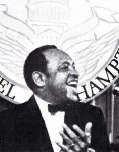 Lionel Hampton Drummer | Modern Drummer Archive